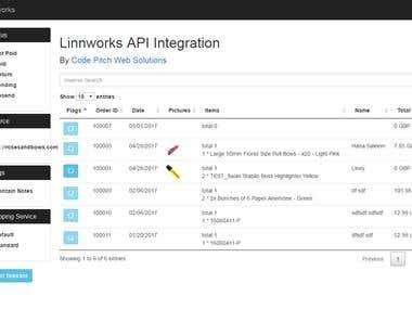 Linnworks Api Integration