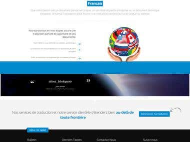 Website - Multi-Language Corporate