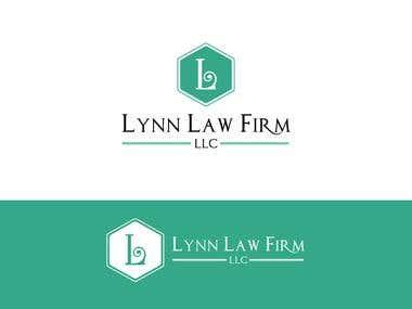 Lynn Law Firm Logo Design