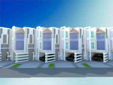 Townhouses concepts
