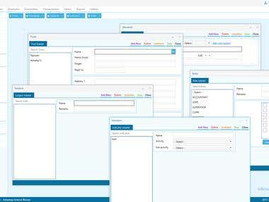 SchoolTouch ERP for Multi school management