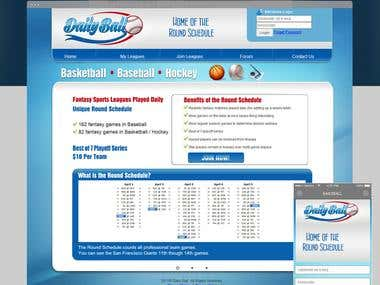 Dailyball: Sports Game League