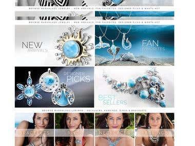 Marahlago online Jewelry store