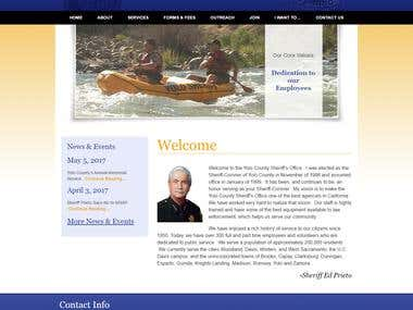 Yolo County Sheriff website