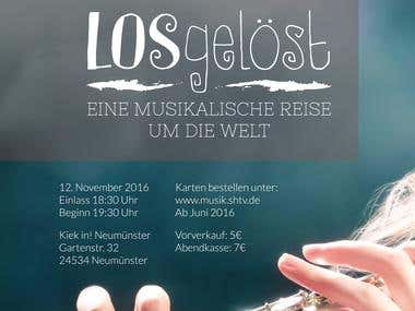 Orchesta Poster and Tickets