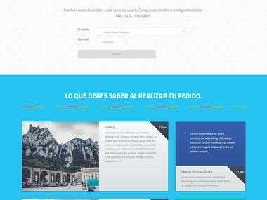 Web Design & Build - Dalecolor