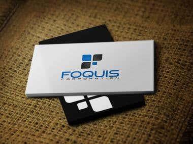 Logo Design for Foquis Corporation