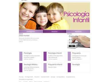 Web Design - psicotrauma.com