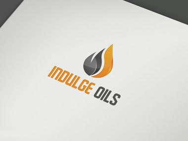Logo Design for Indulge Oils