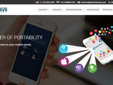 SEO Web Copy - Android, iOS, HTML5, PHP, WordPress, SEO/SEM