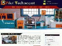 Pilot Technocast == Website with CMS