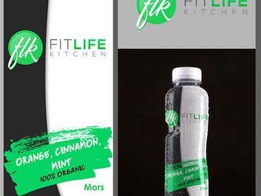 Juice Bottle Design