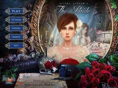 Silent Scream - The Bride