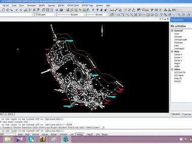 Plan of a surveyed Land