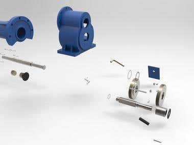 Design A gear box with speed adjusting mechanism