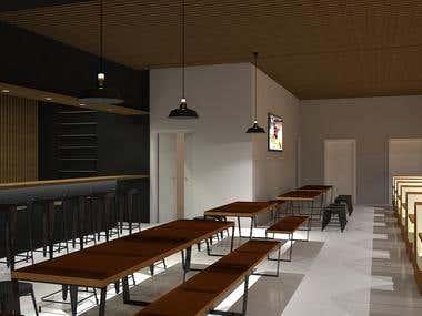 Bar - Restaurant Project