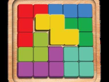 My own game - Block puzzle mania
