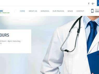 Bolton Mediacl clinic