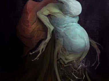 Alien Escargot