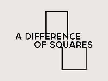 A Diferences of Squares