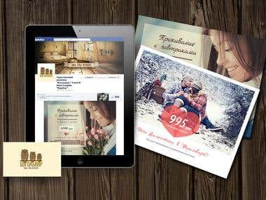 Websites, corporate identity