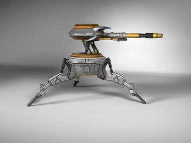 3D Droid