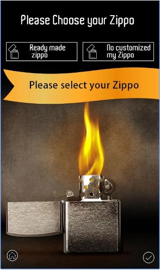Droid Zippo