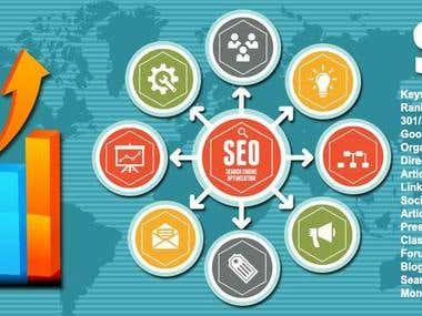 SEO, SMO, Digital Marketing Services Provide
