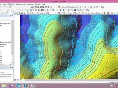 GIS work