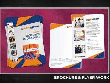 Flyers, Brochures & Posters
