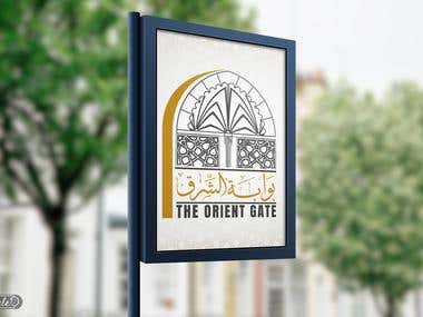 The Orient Gate Logo