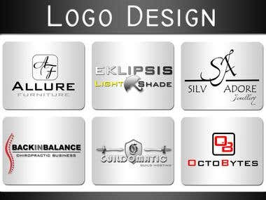 Samples of my logos