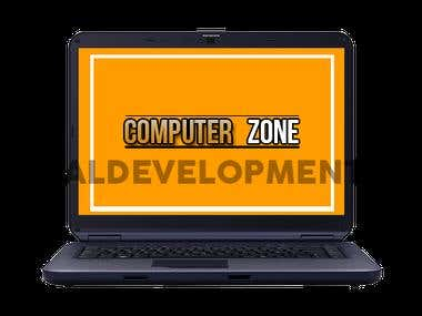 Computer Zone Logo