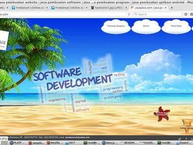 Web Design : Jasaplus.com