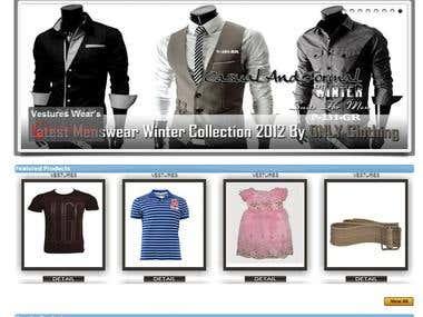 Complete E-Commerce Solution