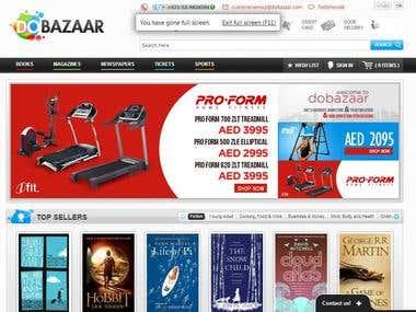 Complete E-Commerce Solutuon