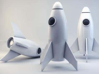 Iconic Rocket