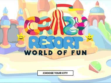 Crazy Resort - World Of Fun
