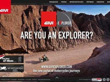 Givi.co.id Website