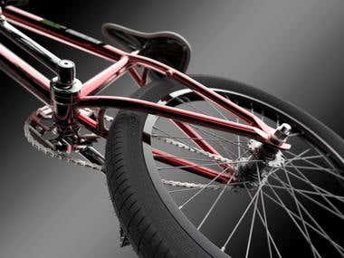 Bike Design - BMX