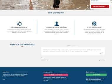 Sitio Web - Restoreserv