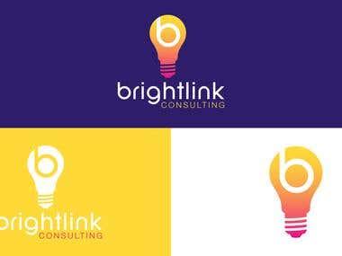 BrighLink Logo