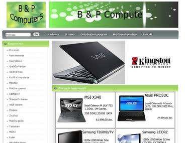 b&p computers
