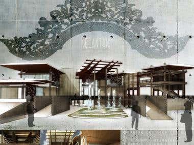 3D Modelling + Architectural Design