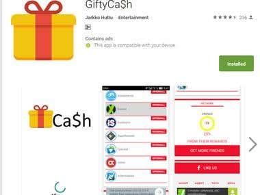 Increase user of a Rewards App