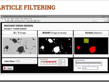 Machine Vision with LabVIEW