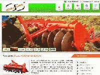 Balaji Agro Engineering  == Website with CMS and HTML5