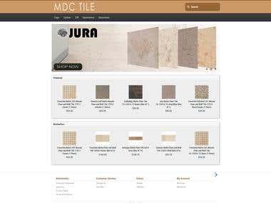 MDC Tile