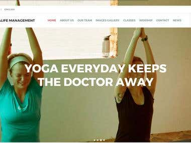 Yoga life management.com