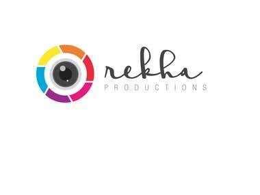 Rekha Productions Logo